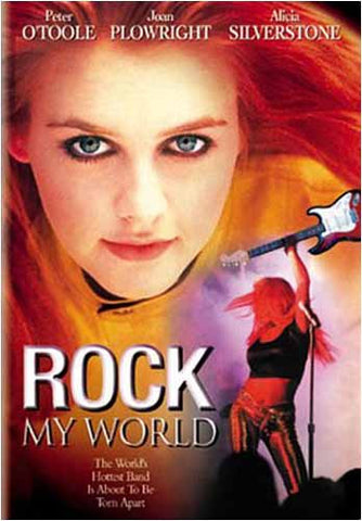 Rock My World DVD Movie