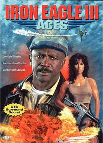 Iron Eagle 3 - Aces DVD Movie