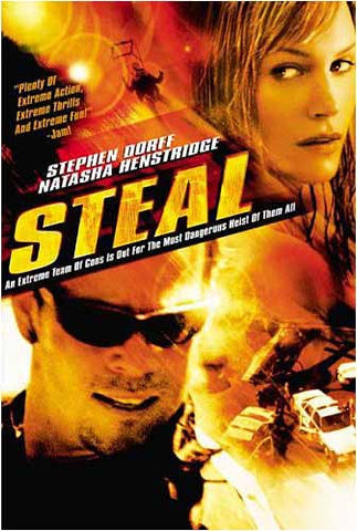 Steal(Bilingual) DVD Movie
