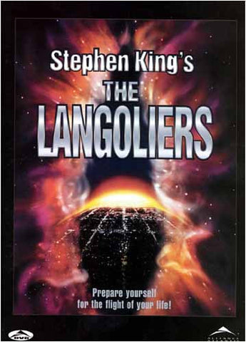 The Langoliers - Stephen King's DVD Movie