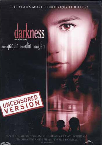 Darkness (Uncensored Version) (Bilingual) DVD Movie