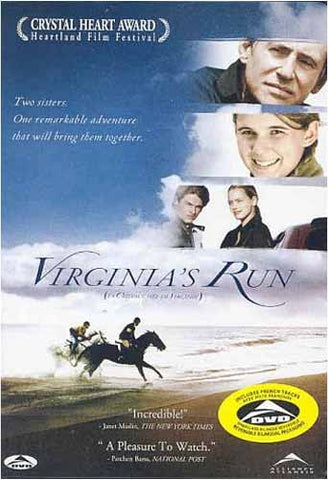Virginia's Run DVD Movie