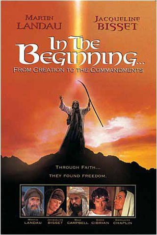 In The Beginning DVD Movie
