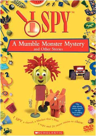 I Spy - A Mumble Monster Mystery and Other Stories DVD Movie