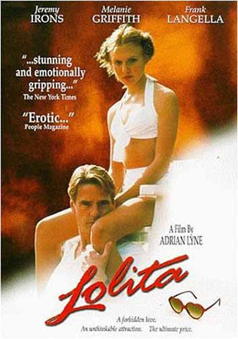 Lolita (Collector s Edition) (Jeremy Irons) DVD Movie