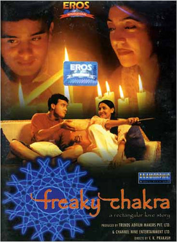 Freaky Chakra DVD Movie
