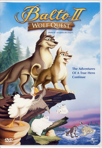 Balto 2 - Wolf Quest DVD Movie