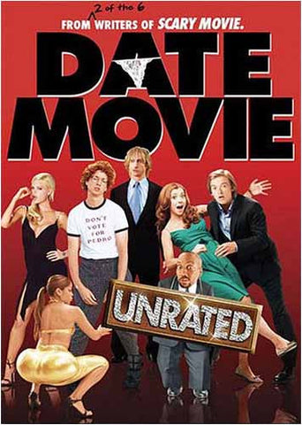 Date Movie (Unrated Edition) DVD Movie