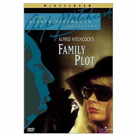 Family Plot - Alfred Hitchcock Collection DVD Movie