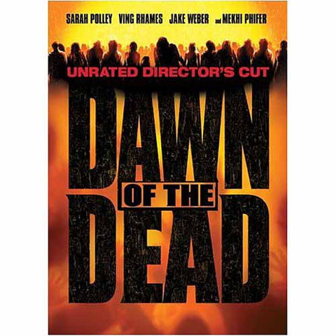 Dawn of the Dead (Widescreen Unrated Director s Cut) (Bilingual) DVD Movie