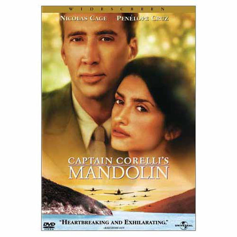 Captain Corelli s Mandolin (Widescreen) (Bilingual) DVD Movie