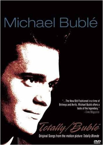 Michael Buble - Totally/Buble DVD Movie