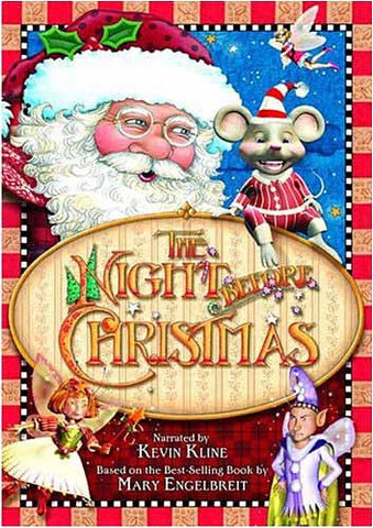 The Night Before Christmas (Animated) DVD Movie
