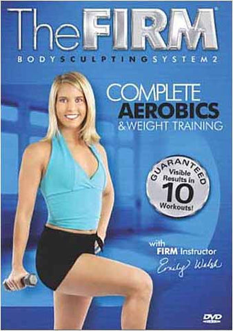 The Firm - Body Sculpting System 2 - Complete Aerobics And Weight Training DVD Movie