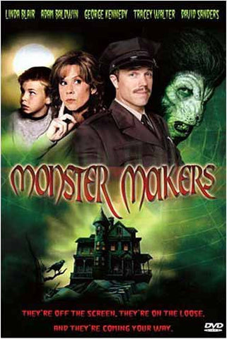 Monster Makers DVD Movie