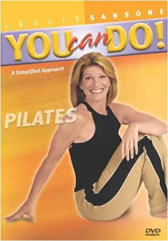 Leslie Sansone - You Can Do Pilates DVD Movie