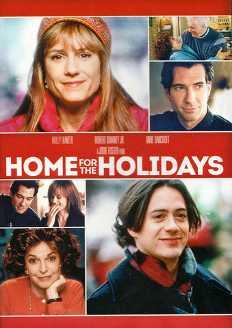 Home For The Holidays (Red Cover) DVD Movie