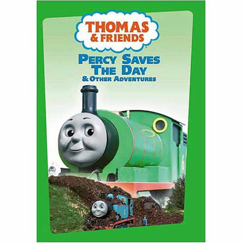 Thomas and Friends - Percy Saves The Day and Other Adventures (Al) DVD Movie