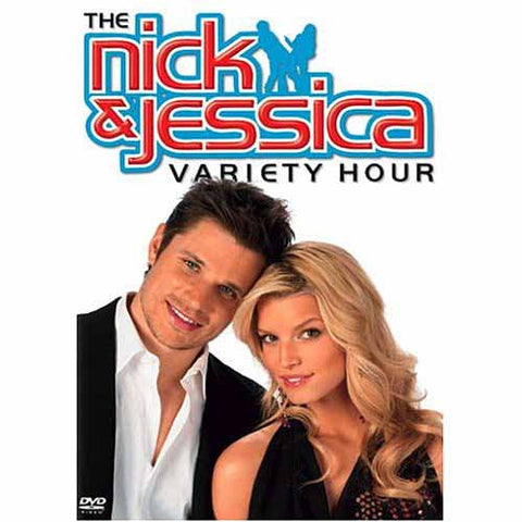 The Nick And Jessica Variety Hour DVD Movie