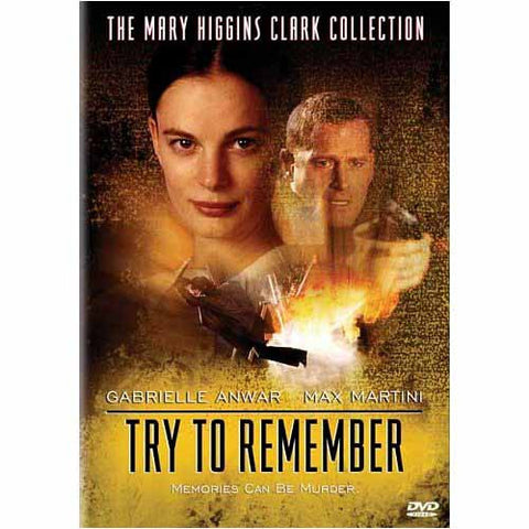Mary Higgins Clark's Try To Remember DVD Movie