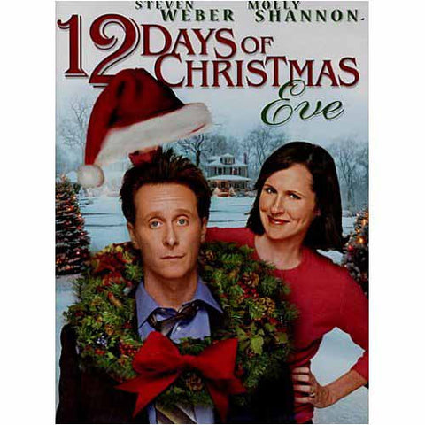 12 Days of Christmas Eve DVD Movie