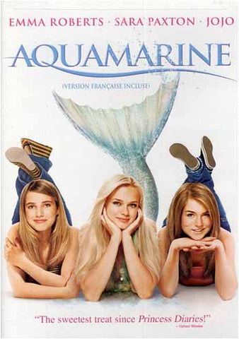 Aquamarine (Bilinguall) DVD Movie