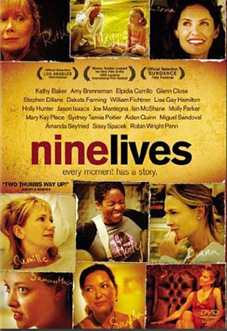 Nine Lives (Rodrigo Garcia) DVD Movie