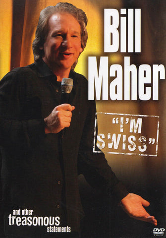 Bill Maher - I'm Swiss DVD Movie