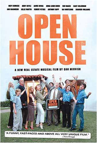 Open House DVD Movie
