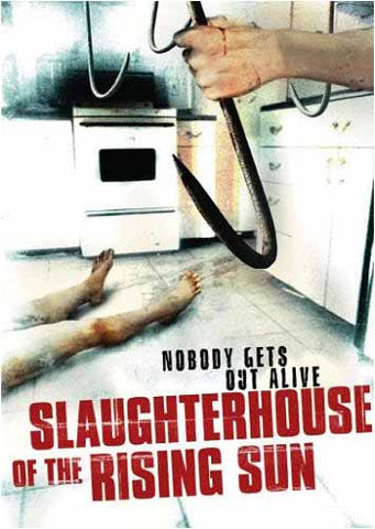 Slaughterhouse of the Rising Sun DVD Movie