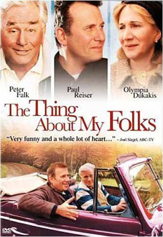 The Thing About My Folks(Bilingual) DVD Movie