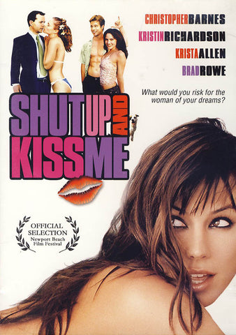 Shut Up and Kiss Me DVD Movie