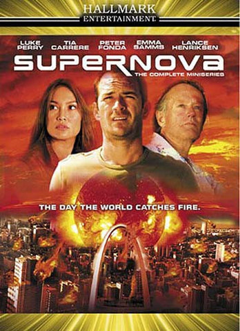 Supernova DVD Movie