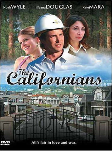 The Californians DVD Movie
