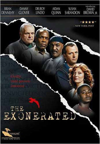The Exonerated DVD Movie