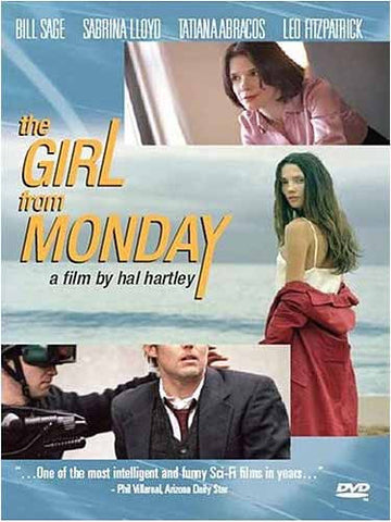 The Girl from Monday DVD Movie