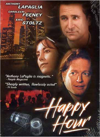Happy Hour DVD Movie