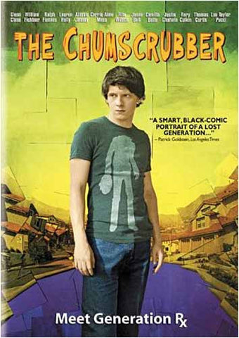 The Chumscrubber DVD Movie