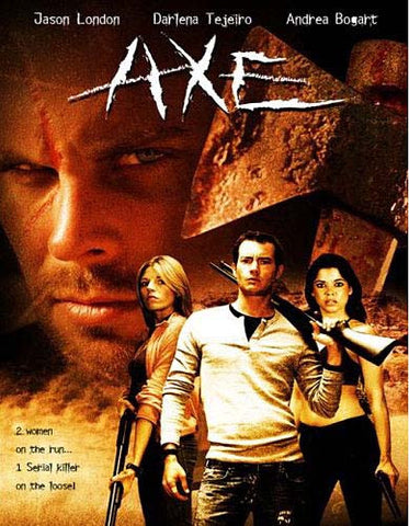 Axe DVD Movie