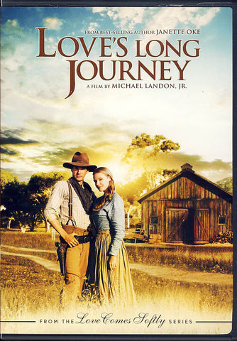 Love s Long Journey (Love Comes Softly series) DVD Movie