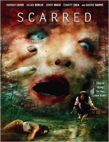 Scarred DVD Movie