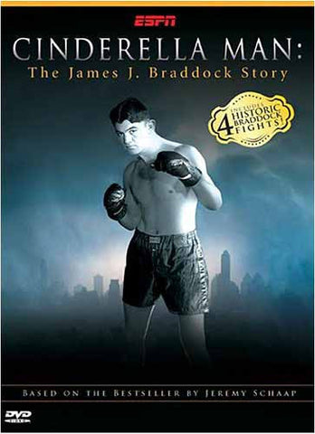 Cinderella Man - The James J. Braddock Story DVD Movie