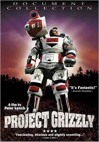 Project Grizzly (Document Collection) DVD Movie