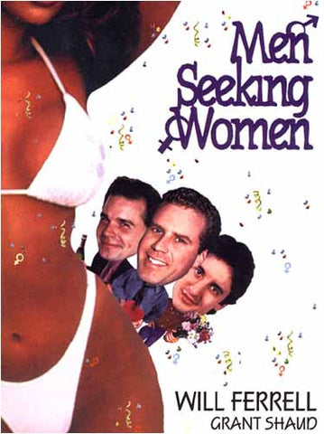 Men Seeking Women (White Cover) DVD Movie