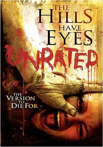 The Hills Have Eyes (Unrated Edition) DVD Movie