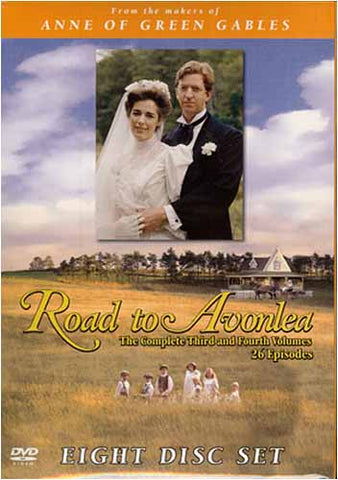 Road to Avonlea - The complete Third and Fourth volumes (Boxset) DVD Movie