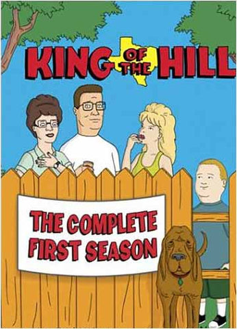 King of the Hill - The Complete First Season (Boxset) DVD Movie