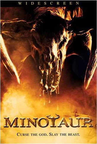 Minotaur (Jonathan English) DVD Movie