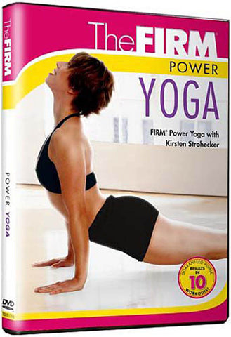 The Firm - Power Yoga DVD Movie