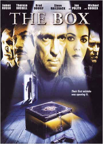 The Box (James Russo) DVD Movie